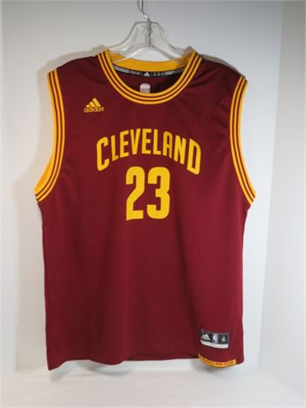 Cleveland Cavaliers Lebron James #23 Jersey (230-LVMM4)