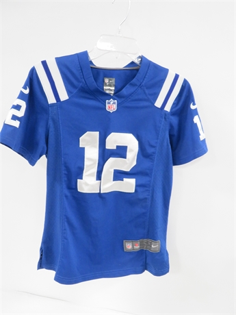Indianapolis Colts #12 Andrew Luck Jersey (230-LVK-KK10)